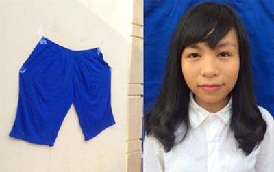 Tin được không, cả chiếc quần màu xanh cũng có thể làm nền ảnh thẻ.
