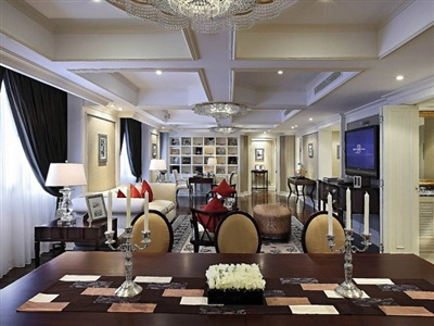 Cận cảnh khách sạn nơi diễn ra cuộc gặp gỡ đầu tiên giữa Donald Trump và Kim Jong-un 4