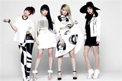 Trước đây, 2NE1 cũng chỉ nhận được khoảng 50.000 đến 80.000 bản album đặt trước