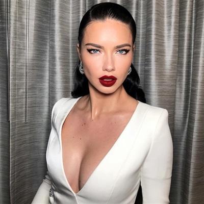 Cũng giống như những siêu mẫu khác, Adriana Lima sở hữu chiều cao vô cùng ấn tượng cùng với khuôn mặt đẹp cuốn hút, cô nhanh chóng lọt vào 'mắt xanh' của thương hiệu thời trang nội y Victoria Secret.