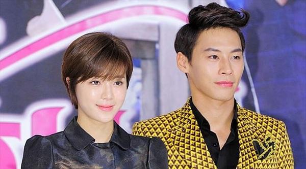 Người đẹp từng'phim giả tình thật' với bạn diễn Jung Eun Wootrong Mộc Lan thời @