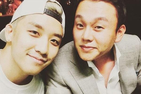 Chồng của Park Han Byul thân thiết bên Seung Ri