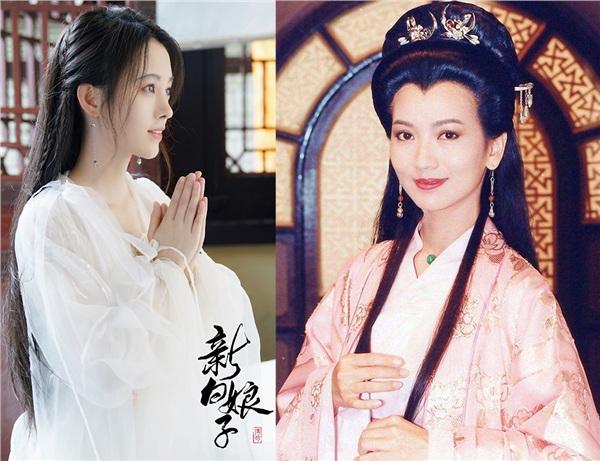 Nếu như phiên bản Bạch Tố Trinh của Triệu Nhã Chi nhu mì, hiền hậu thì bản của Cúc Tịnh Y lại theo xu hướng 'thần tượng hóa'.