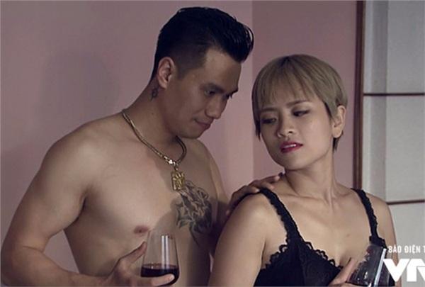 Người tình thứ hai của Phan Hải là cô gái giang hồ.