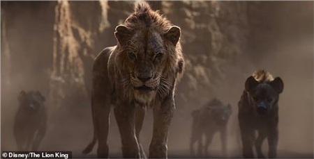 'Lion King' tung trailer chính thức, hứa hẹn siêu phẩm của mùa hè 2019 2