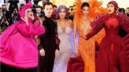 Ơ kìa, lightstick của Black Pink sao lại 'đi lạc' vào Met Gala 2019 thế này? 0