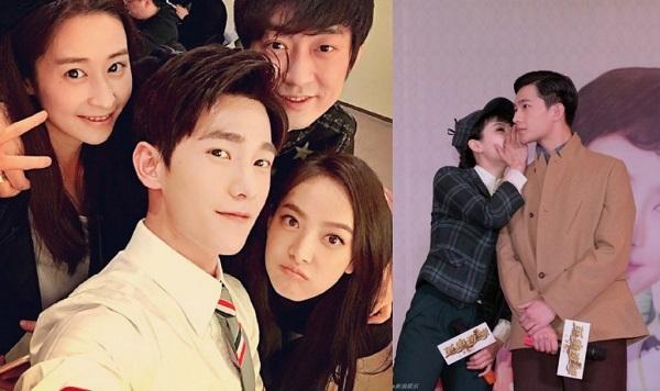 Trước 'công chúa Thượng Hải' Kiều Hân, Dương Dương từng dính tin đồn hẹn hò cùng những người đẹp nào? 4
