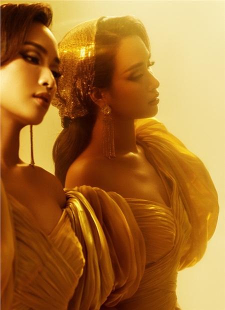 Lộng lẫy từ thần thái đến giọng hát, Ái Phương hóa thân xuất thần thành công chúa Jasmine của 'Aladdin' bản lồng tiếng 1