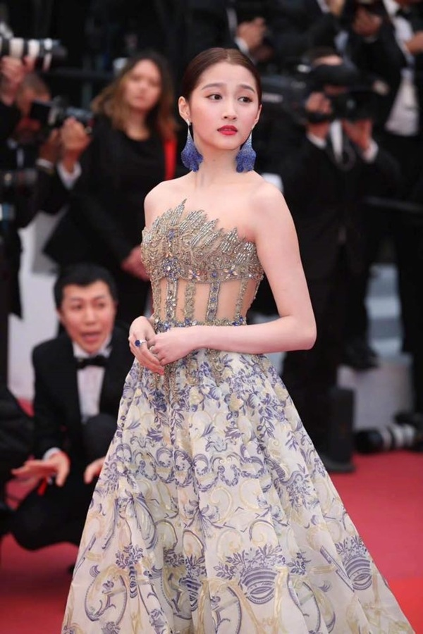 Điểm danh những mỹ nhân châu Á có phong cách nổi bật nhất tại thảm đỏ LHP Cannes 2019 1