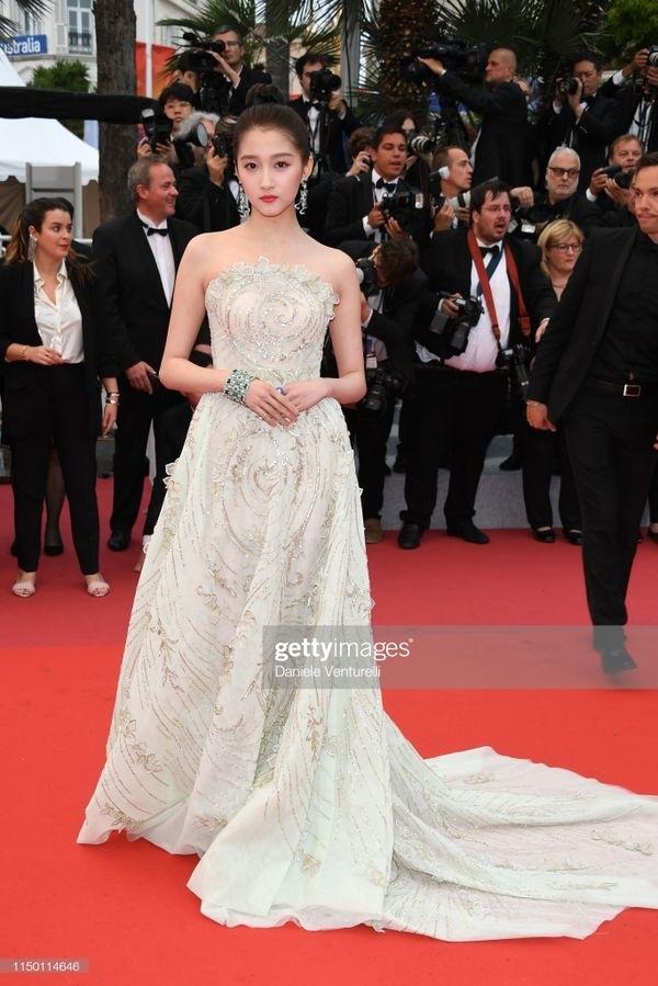 Điểm danh những mỹ nhân châu Á có phong cách nổi bật nhất tại thảm đỏ LHP Cannes 2019 3