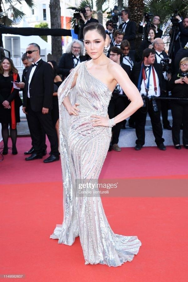 Điểm danh những mỹ nhân châu Á có phong cách nổi bật nhất tại thảm đỏ LHP Cannes 2019 9