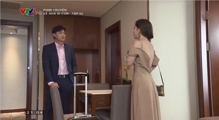 Về nhà đi con (tập 62): Cuối cùng, Vũ nói lời xin lỗi với Thư nhưng lý do không phải vì đã xúc phạm cô 18