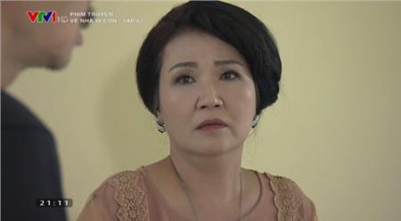 Bù đắp cho Thư có lẽ chính là tình cảm của bà Giang, một người mẹ chồng tâm lý và hiếm có