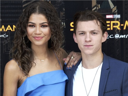 Tom Holland và Zendaya - cặp đôi đẹp bước ra từ seriesSpider-Man.