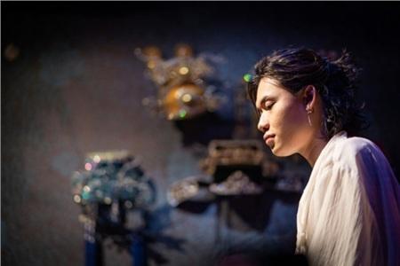 Lần đầu làm show riêng, Quang Trung khiến khán giả 'tròn mắt' vì hát live liên tục 23 ca khúc 2
