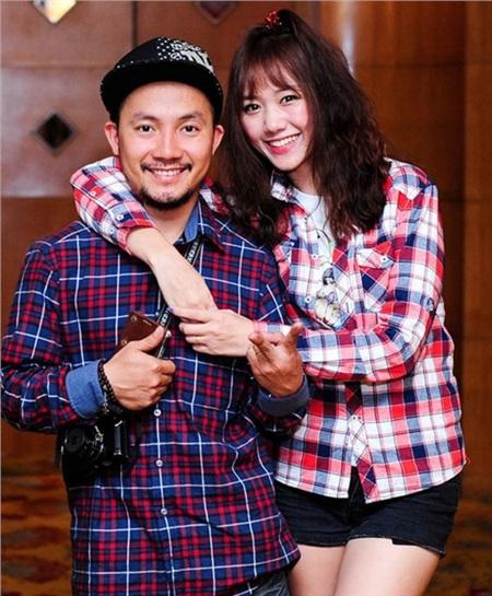 Hari Won và Tiến Đạt có gần 10 năm bên nhau