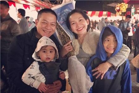 Hiện cô đã có gia đình mới hạnh phúc tại Mỹ.