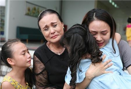 Cảnh quay đã khiến rất nhiều phóng viên đã khóc trong buổi ra mắt phim.