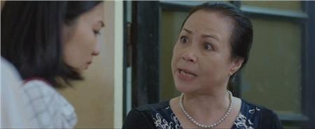 Mẹ chồng San trợn mắt chì chiết cô chuyện không đảm đang nội trợ và chuyện chưa sinh được con.