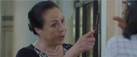 NS Thanh Quý vào vai mẹ chồng ghê gớm, khắc nghiệt và luôn thù oán với con dâu.