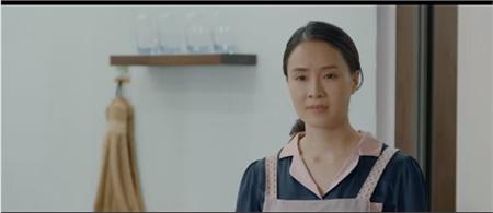 Khuê nghe thấy những lời của Thái, cô rất thất vọng