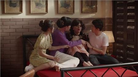 'Bà 5 Bống' tập 2: Duy Khánh khóc ngất khi bị Khả Như tố ăn cắp trắng trợn 6