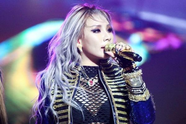 CL cũng bị YG đối xử tệ bạc
