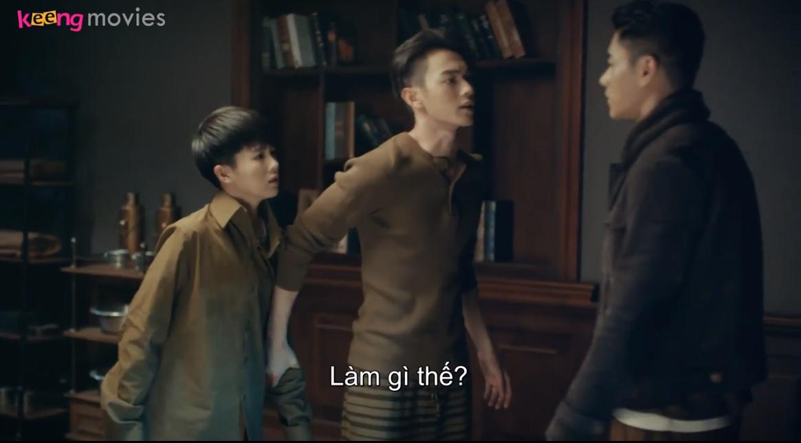 'Học viện quân sự Liệt Hỏa' tập 9-10: Hứa Khải bắt Bạch Lộc phải ngủ chung giường 5