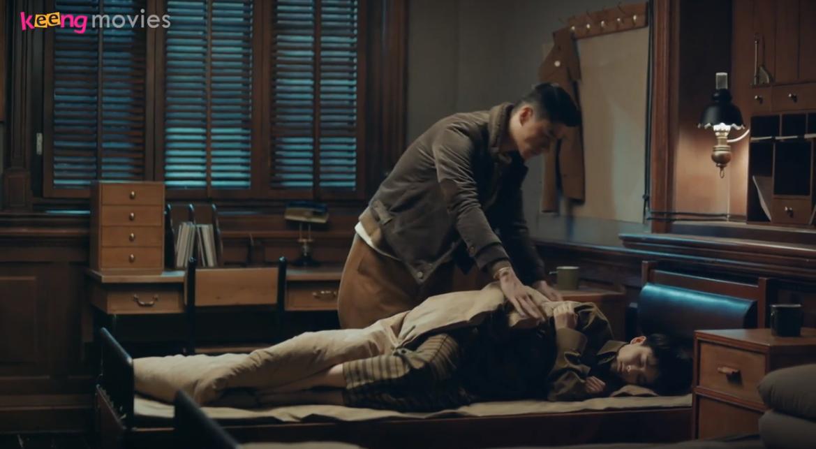 'Học viện quân sự Liệt Hỏa' tập 9-10: Hứa Khải bắt Bạch Lộc phải ngủ chung giường 4