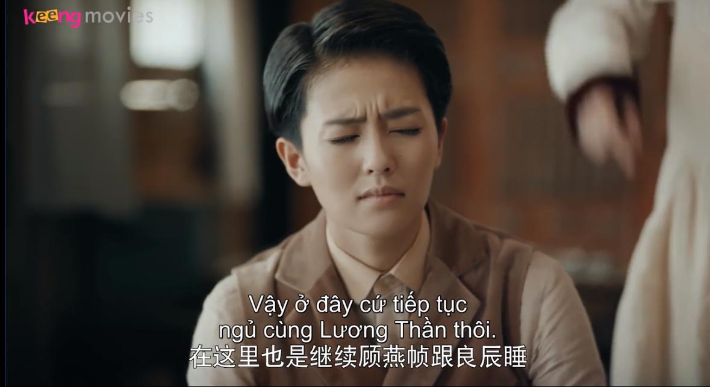 'Học viện quân sự Liệt Hỏa' tập 9-10: Hứa Khải bắt Bạch Lộc phải ngủ chung giường 9