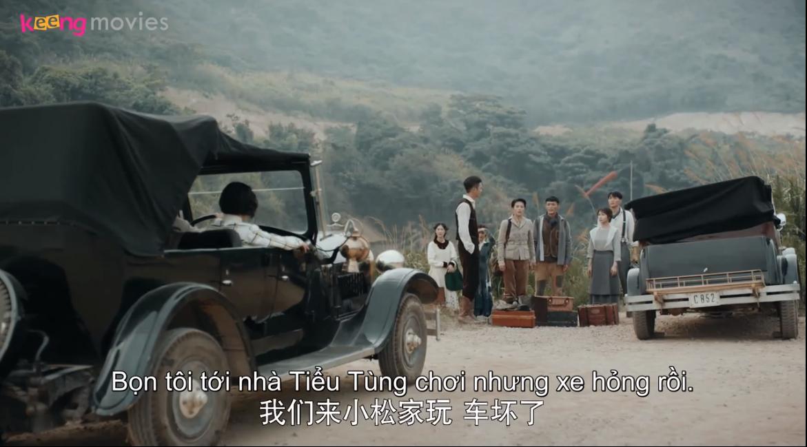 'Học viện quân sự Liệt Hỏa' tập 9-10: Hứa Khải bắt Bạch Lộc phải ngủ chung giường 13