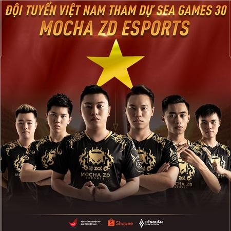 Ngược dòng ấn tượng, Mocha ZD Esports chính thức trở thành đại diện Việt Nam tham dự SEA Games 30 0