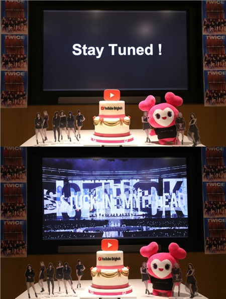 Youtube Original sẽ chiếu series về tour diễn của Twice trong thời gian tới.