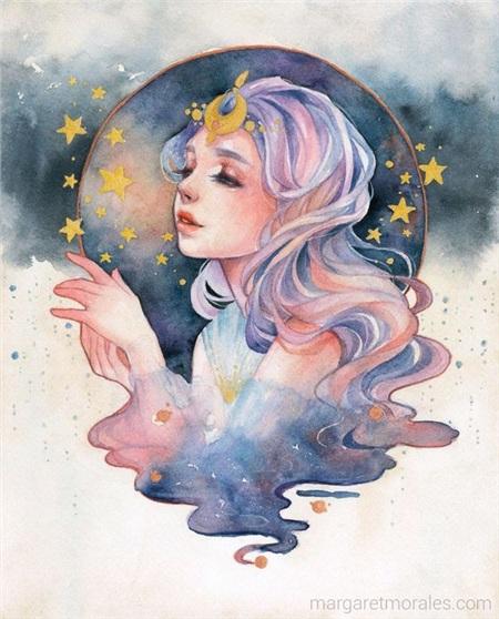 3 cung Mặt trăng sinh ra đã gặp nhiều vận may trong tài vận, cứ khi nào hết tiền là lại có khoản bất ngờ 'từ trên trời rơi xuống' 1