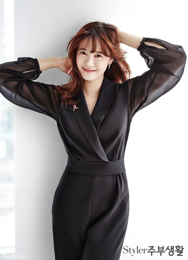 Dù không có khối tài sản 'kếch xù' thế nhưng những gì Goo Hye Sun tích luỹ được suốt thời gian qua cũng đủ để 'áp đảo' anh chồng Ahn Jae Hyun 0