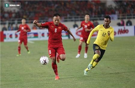 Trọng Hoàng chắc chắn không thể góp mặt ở trận đấu của tuyển Việt Nam gặp Thái Lan.