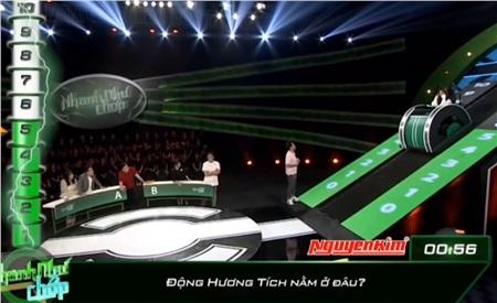 Đoạn clip gốc bị khán giả lưu lại và chia sẻ cho thấy NSX Nhanh như chớp đã chỉnh sửa phần thi của Nam Thư