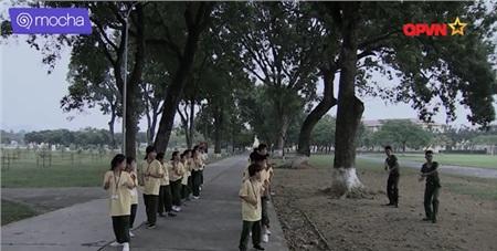 Sao nhập ngũ nhí (tập 4): Cao Hữu Nhật trổ tài chế lời bài hát 'Anh ơi ở lại' cực nuột 3