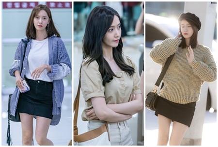 So kè street style của3 'nữ thần' nhà SM: Mỗi người mỗi vẻ nhưng vẫn có chung đặc điểm này! 3