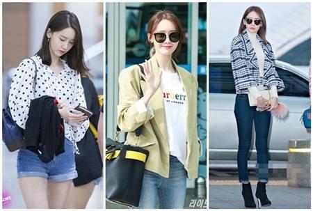 So kè street style của3 'nữ thần' nhà SM: Mỗi người mỗi vẻ nhưng vẫn có chung đặc điểm này! 4