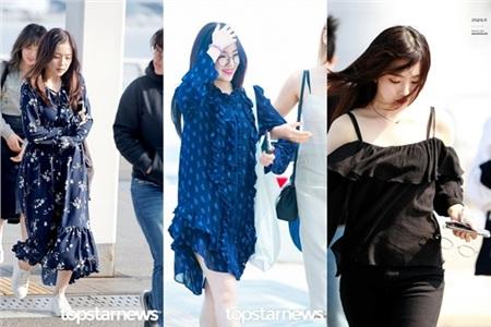So kè street style của3 'nữ thần' nhà SM: Mỗi người mỗi vẻ nhưng vẫn có chung đặc điểm này! 9