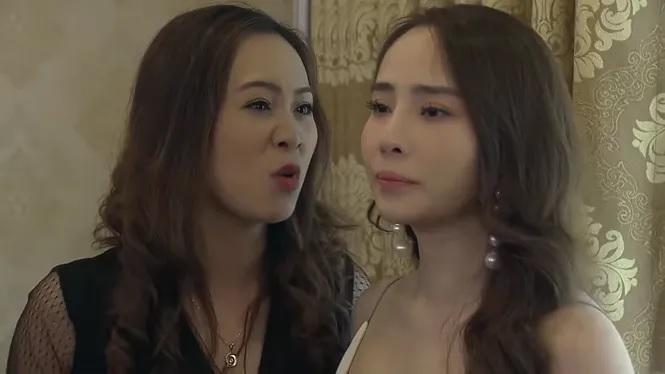 7749 màn đánh ghen trên màn ảnh Việt, Khuê của 'Hoa hồng trên ngực trái' là tệ nhất? 6