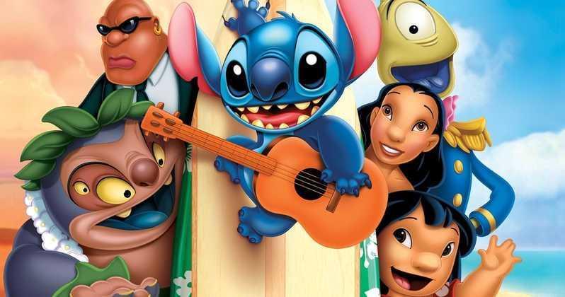 Gia đình cô bé Lilo cùng những người bạn ngoài hành tinh đáng mến
