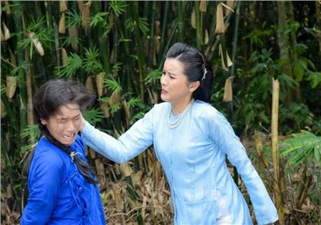 Bị anti-fan xỉa xói 'đời sao phim vậy', ngoài đời ác nên trong phim cũng ác, Cao Thái Hà đáp trả 4