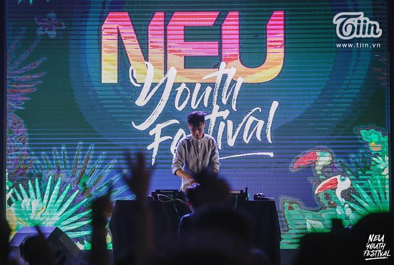 Neu Youth Festival 2018 đã diễn ra thành công tốt đẹp