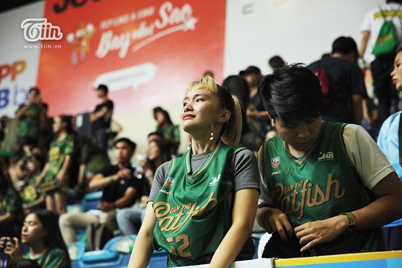Ở khoảng thời gian cuối của trận đấu, Saigon Heat đã dồn lực để tạo nên sức bật tập thể, liên tục ghi điểm vào bảng rổ của đối phương.