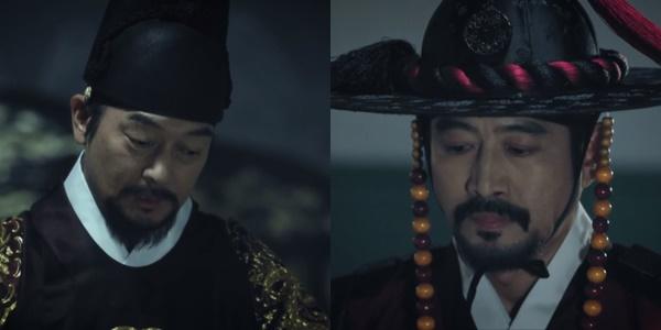 Hoàng Thượng quá cố đã đích thân giao quyền nuôi dạy Lee Soo cho Shin Moon Seok.
