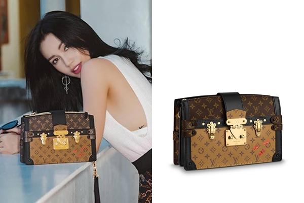 Tiếp theo cũng đến từ thương hiệu Louis Vuitton nhưng thiết kế này lại có giá $3.300 (khoảng gần 77 triệu đồng).