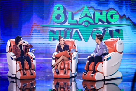 Quang Trung, Ái Phương tiết lộ lý do từ chối yêu người trong Showbiz 1