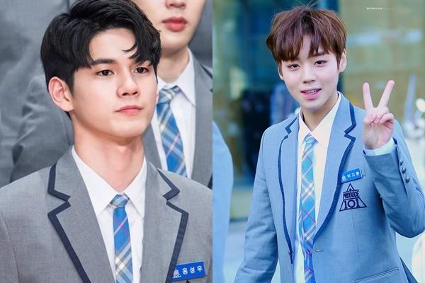 Ong Seong Woo và Park Ji Hoon đều sở hữu lượng fan đông đảo và xếp vị trí cao trong đội hình debut thông qua chương trình sống còn Produce 101 mùa 2.